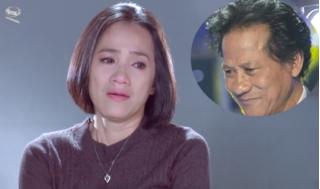 Con gái Chế Linh công khai oán trách cha trên truyền hình