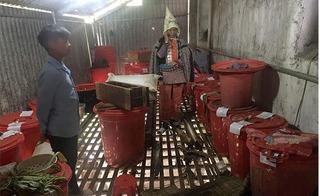 Vụ ngộ độc 8 người chết ở Lai Châu: Dân tự nguyện mang rượu đi tiêu hủy