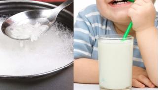 Uống nước cơm theo cách này, con còi đến mấy cũng tăng cân khỏe mạnh