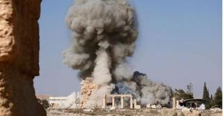 Video chiến đấu cơ Nga tung đòn sấm sét diệt tận gốc phiến quân IS ở Syria