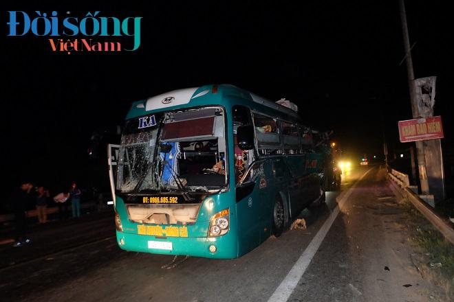 vụ nổ xe khách ở Bắc Ninh 3