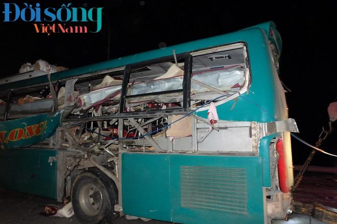 vụ nổ xe khách ở Bắc Ninh 6