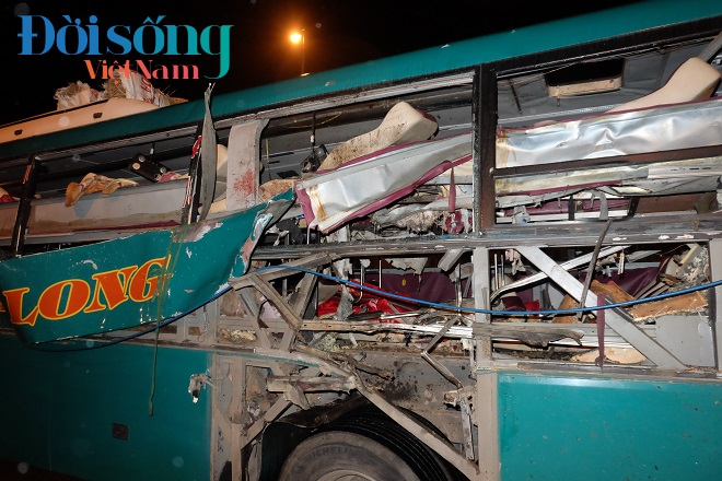 vụ nổ xe khách ở Bắc Ninh 7