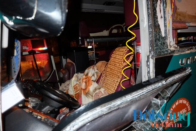 vụ nổ xe khách ở Bắc Ninh 8
