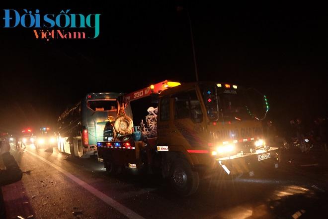 vụ nổ xe khách ở Bắc Ninh 10