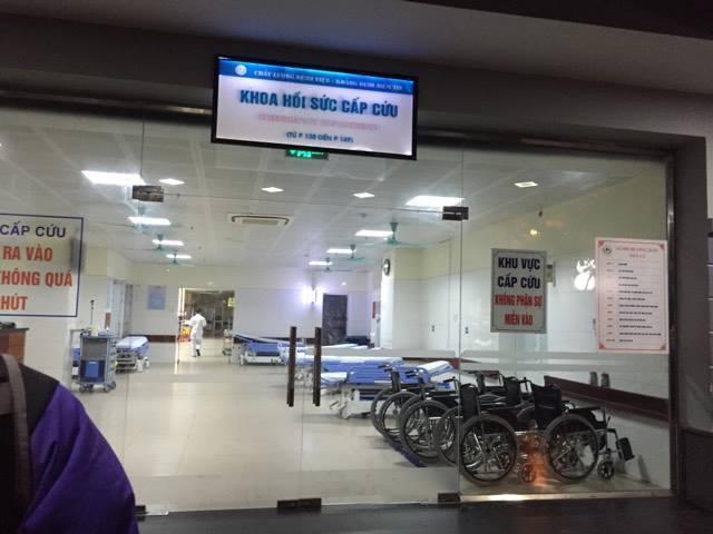 vụ nổ xe khách ở Bắc Ninh 12
