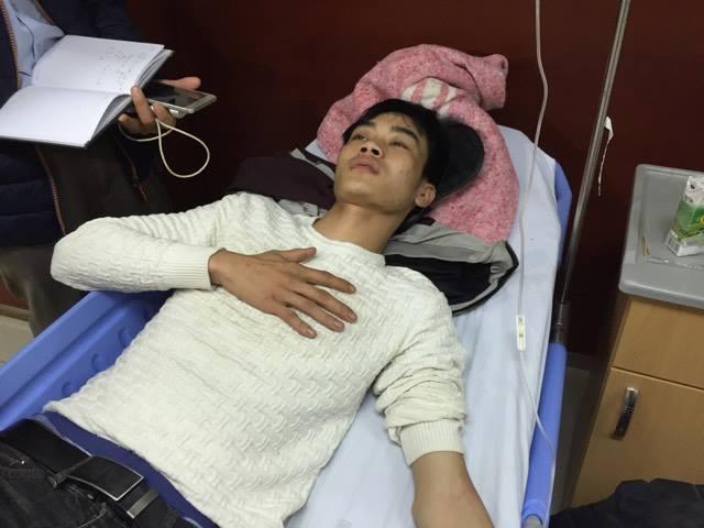 vụ nổ xe khách ở Bắc Ninh 15