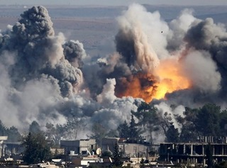 Quân đội Mỹ ném xuống 41 nghìn quả bom, 26 nghìn phần tử IS thiệt mạng