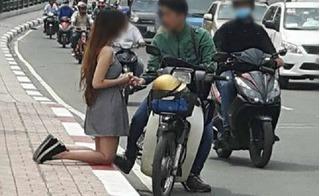 Cô gái chết đứng khi nghe bạn trai mắng sa sả:
