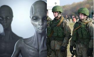 CIA tiết lộ thông tin gây sốc về cuộc đấu súng giữa lính Nga và... người ngoài hành tinh