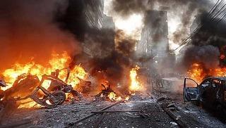 Video khủng bố IS điều xe bom cảm tử phản công tại Syria