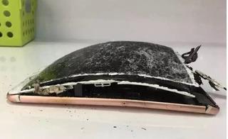 """Vừa được Apple """"cộp mác"""" an toàn, iPhone 7 Plus phát nổ chỉ sau 1 ngày"""