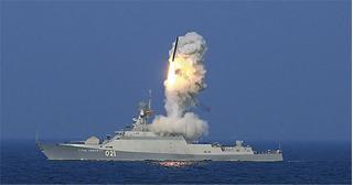 Sức mạnh thần thánh của tên lửa hành trình Nga dùng trong chiến sự Syria