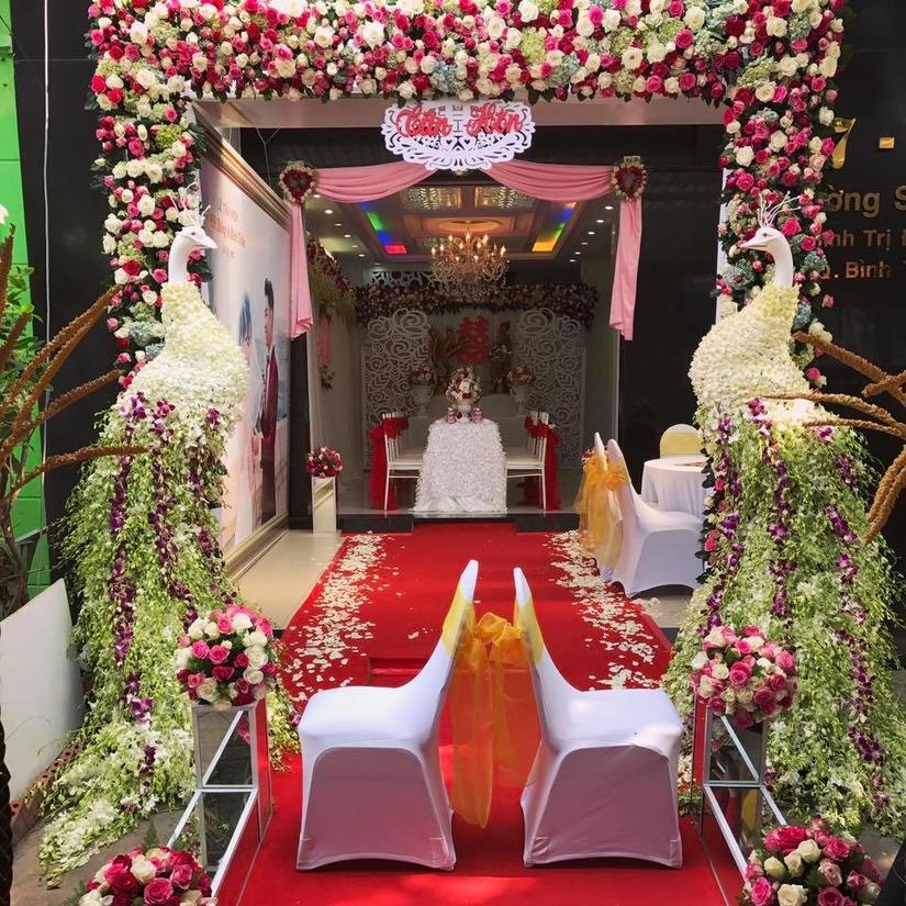 đám cưới khủng tại TP.HCM2