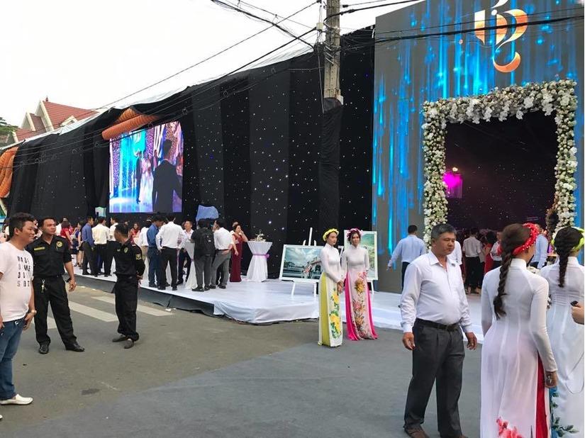 đám cưới khủng tại TP.HCM7