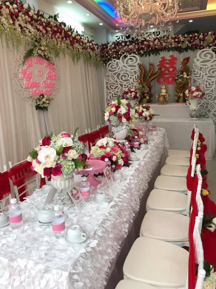 đám cưới khủng tại TP.HCM6