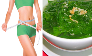 Ăn canh rau ngót theo cách này, cân nặng giảm không cần uống thuốc
