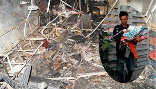 Cháy nhà 4 người tử vong ở Bình Dương: Ngày sinh liền ngày giỗ
