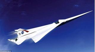 NASA hân hoan thông báo máy bay du lịch siêu thanh sắp ra mắt