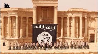 Quân đội Syria cùng chiến đấu cơ Nga giáng đòn chí mạng, IS sắp mất thành cổ Palmyra