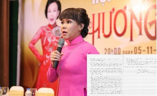 Việt Hương nói gì sau khi bị Hương Lan tố