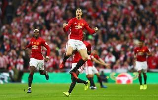 Ibrahimovic thăng hoa giúp MU vô địch, Mourinho thầm cảm ơn...chính mình