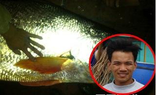 Bắt được cá sủ vàng, vợ chồng ngư dân ngỡ ngàng vì tự nhiên trở thành... tỷ phú