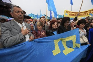 Nga hóa giải được nỗi lo ở Crime, Ukraine liệu có giật mình thon thót?