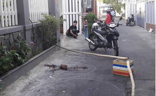 Truy sát kinh hoàng ở Vũng Tàu trong đêm: Nam sinh lớp 11 chết tức tưởi
