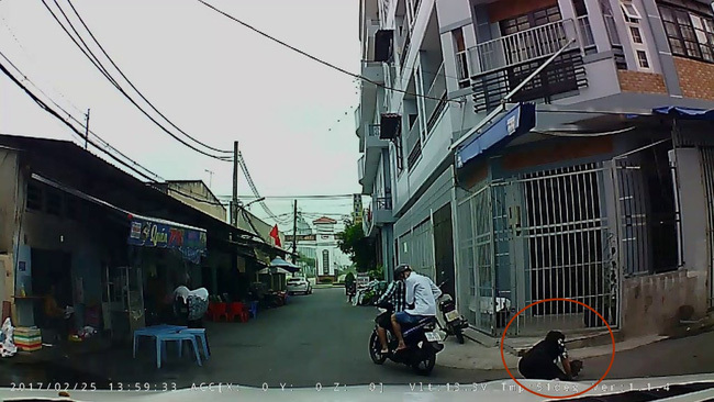 cướp giật tài sản ở Sài Gòn 1