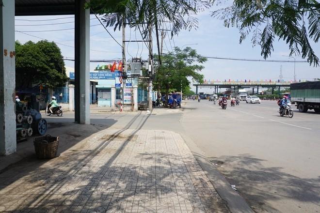 cướp giật tài sản ở Sài Gòn 2