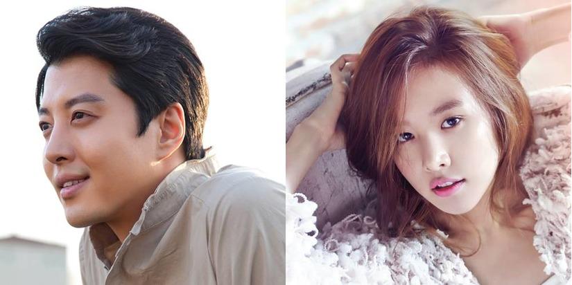 Jo Yoon Hee và Lee Dong Gun 1