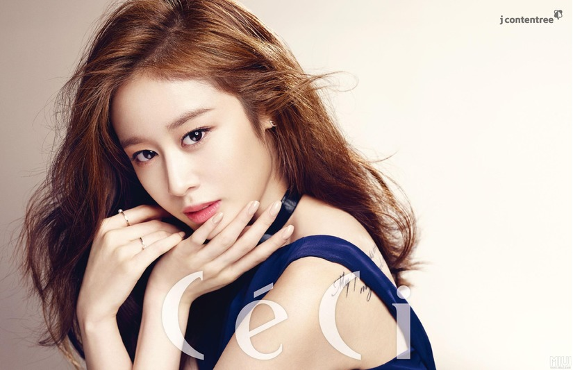 Jo Yoon Hee và Lee Dong Gun 10