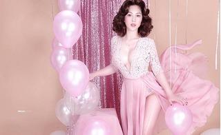 """Hotgirl Võ Thanh Hiền """"lột xác"""" gợi cảm trong bộ ảnh mới"""