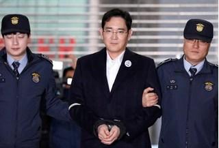 Thái tử Samsung chính thức bị truy tố, nguy cơ bóc lịch cận kề