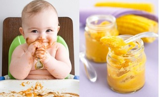 Nguyên tắc ăn dặm và thực đơn tham khảo dành cho bé yêu 6 tháng tuổi