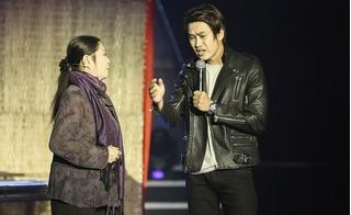 Tống Hạo Nhiên mượn âm nhạc để xin lỗi mẹ ngay trên sân khấu
