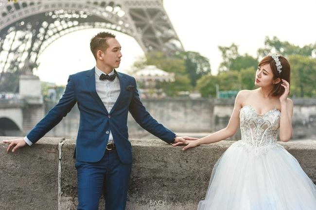 Hot girl Tú Linh MU lấy chồng 13
