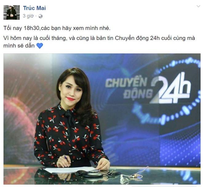 MC Trúc Mai VTV24 1