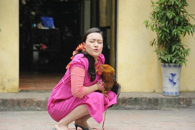 Vân Dung nói về Việt Hương 1