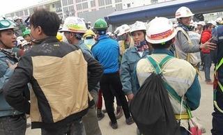 Vụ hàng ngàn công nhân xô xát kinh hoàng: Quy trách nhiệm cho Samsung Display Việt Nam