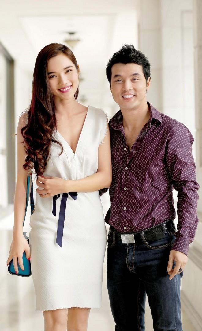 Người mẫu Kim Cương - vợ Ưng Hoàng Phúc 7