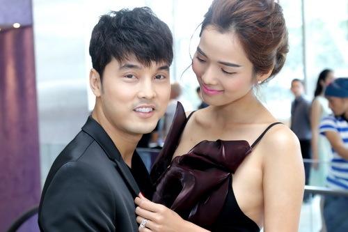 Người mẫu Kim Cương - vợ Ưng Hoàng Phúc 9