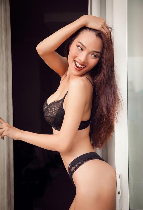 Người mẫu Kim Cương - vợ Ưng Hoàng Phúc 13