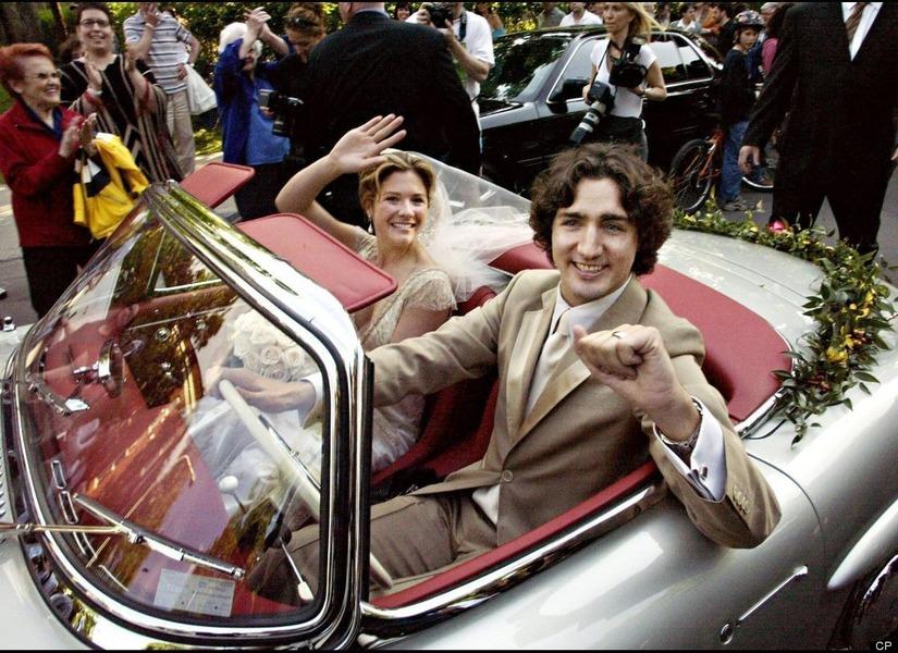 Thủ tướng Canada Justin Trudeau 8