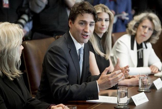 Thủ tướng Canada Justin Trudeau 10
