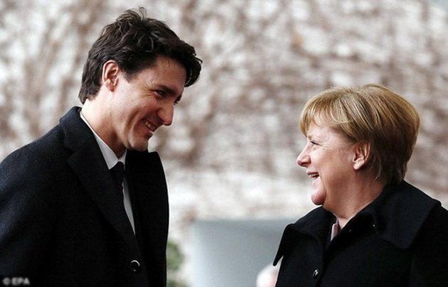 Thủ tướng Canada Justin Trudeau 13