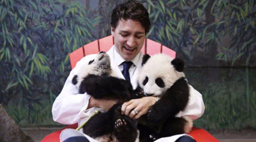 Thủ tướng Canada Justin Trudeau 16