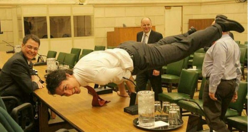 Thủ tướng Canada Justin Trudeau 17