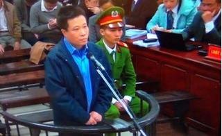 """Bị cáo Hà Văn Thắm: """"Tôi gần như đã lừa thuộc cấp"""""""